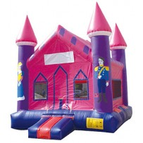 (A) Princess Castle Bounce House