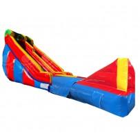 24ft Red Rocket Wet/Dry Slide Rental