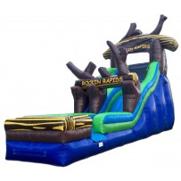 19ft Rockin Rapids Wet/Dry Slide