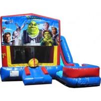 Shrek 7n1 Bounce Slide combo (Wet or Dry)