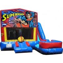 Superman 7n1 Bounce Slide combo (Wet or Dry)