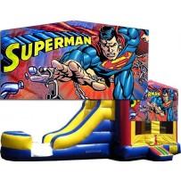 Superman Bounce Slide combo (Wet or Dry)
