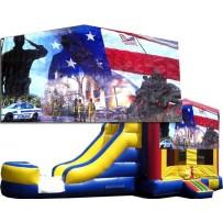 American Hero Bounce Slide combo (Wet or Dry)