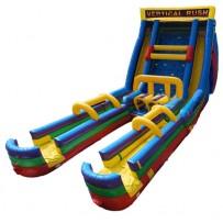 24ft Vertical Rush Dual Lane Slip n Slide (Wet Only)