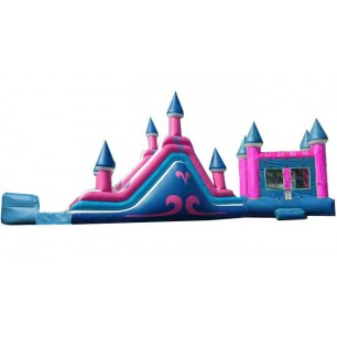 (C) Princess Castle 3n1 combo (Wet or Dry)